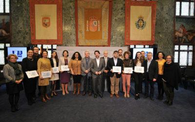 El Cabildo nos entrega su sello de Responsabilidad Social Empresarial